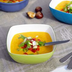 Die magische Möhren-Orangen-Suppe / Magic Carrot-Orange Soup