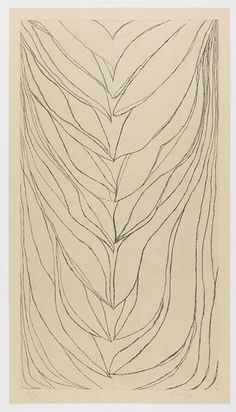 Louise Bourgeois: Works on Paper – Tate Modern exhibitionn – April 2015 Louise Bourgeois, Tate Modern Gallery, Gravure, Sculpture Art, Metal Sculptures, Abstract Sculpture, Bronze Sculpture, Textile Prints, Abstract Pattern