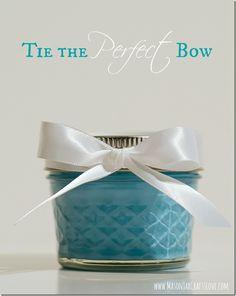 Tiffany Box Mason Jar | Mason Jar Crafts Love