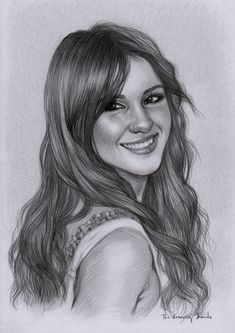 Dulce Maria by thedrawinghands