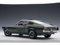 1968 Ford Mustang GT - Bullitt
