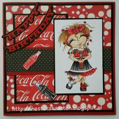 Coca cola  my besties