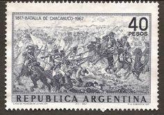 1967 sesquicentenario de la batalla de Chacabuco