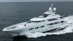 Fancy - Heesen Yachts My Secret | Heesen Yachts Splashes Two More | Robb Report