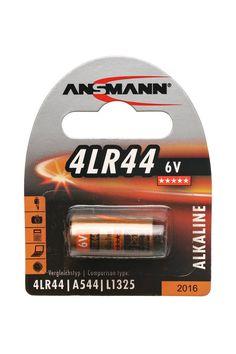 Батарея Ansmann 476A 4LR44 6V  Батарея Ansmann 476A 4LR44 6V