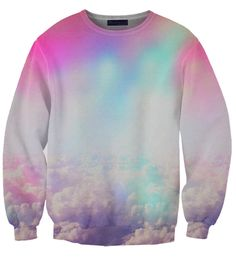 Beloved Shirts NEON CLOUDS SWEATSHIRT at Shop Jeen | SHOP JEEN