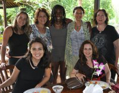 Our group in Bali, 2010