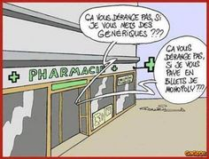 au pharmacien