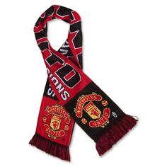 Manchester United 2011 League Champs Scarf