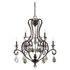 Savoy House Stratton 1-2081-9-48 Chandelier - 1-2081-9-48