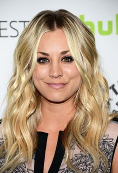 Kaley Cuoco attended PaleyFest with the other members of the Big Bang Theory cast. See the pictures here: