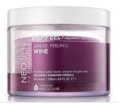 NEOGEN DERMALOGY BIO - Peel Gauze Peeling Wine 30 Count, 200ml NEOGEN DERMALOGY http://www.amazon.com/dp/B019RTEKO6/ref=cm_sw_r_pi_dp_ssb-wb0T9J174