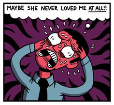 16 Comics That Socially Nervous People Understand | Cringe in the corner and feel really badly about yourself. | posted on January 30, 2014 at 5:28pm EST