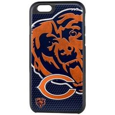 NFL Licensed Rugged Case for Apple iPhone 6 - Chicago Bears