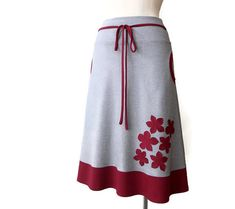 Hey, I found this really awesome Etsy listing at https://www.etsy.com/listing/238327257/jersey-a-line-skirt-jersey-skirt-with