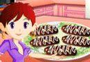 Cocina con Sara Bizcochos - http://www.juegosfrivol.com/cocina-con-sara-bizcochos.html - ocina con Sara Bizcochos. En este juego de cocina, le enseñarán cómo preparar las galletas. Siga cuidadosamente las instrucciones para cocinar deliciosas galletas.