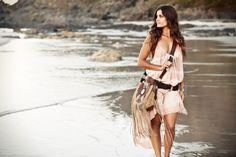 Buffalo Girl,Byron Bay,leather bag