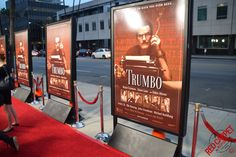 https://flic.kr/s/aHskobCU2B | Red Carpet at U.S. Premiere of TRUMBO #TrumboMovie | www.redcarpetreportv.com  Mingle Media TV and our Red Carpet Report host, Kate Durocher, were invited to come out to cover the U.S. Premiere of TRUMBO at the Samuel Goldwyn Theater located in Beverly Hills.