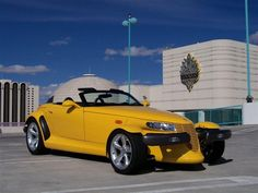 Prowler Mopar Girl, Mopar Or No Car, Plymouth Prowler, Jeep Dodge, Dodge Chrysler, Hot Cars, Exotic Cars, Cars And Motorcycles, Muscle Cars