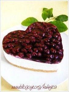 Cheesecake sa višnjama | Minjina Kuhinjica