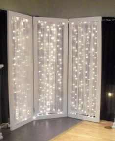 18 Ideas Apartment Balcony Ideas DIY Privacy Screen Room Divider for 2019 - Balkon Ideen Wohnung - Balcony Furniture Design Room, Interior, Wooden Room, Interior Styling, Home Decor, Diy Privacy Screen, Massage Room Decor, Diy Room Divider, Divider