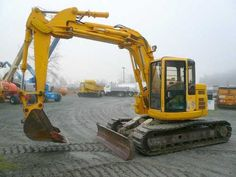 2000 Hitachi 135UR-5 $39,000.00  Detailed Equipment Description  2000 HITACHI EX 135UR-5 Our Price: $39,000 YEAR: 2000 MANUFACTURE: HITACHI MODEL: EX 135UR-5 MILES/HOURS: 6,100 STOCK #: 1606-VE SERIAL/VIN: 3779 CATEGORY: EXCAVATORS Equipment Features STEEL TRACKS WITH BOLT ON RUBBER PAD, BLADE, OFF SET BOOM, A/C, ISUZU DIESEL