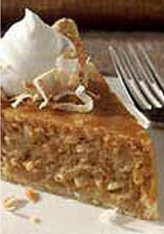 Coconut-Sweet Potato Pie — Coconut adds a flavor twist to this classic custard pie of spiced sweet potatoes baked in a pastry shell. Serve this recipe as an autumn or holiday dessert.