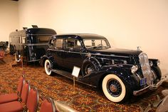 Nethercutt Collection of Collector Cars; Part 2 : Legendary Collector Cars