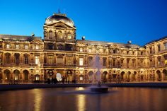 The Louvre is one of the many gems that make up the city of Paris and one of the most visited sites in the world. Located on the right bank of the Seine near the Tuileries, it covers almost 135 000 m2! © Pavel Losevsky - Fotolia.com