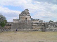 Chichén Itzá. El Caracol.