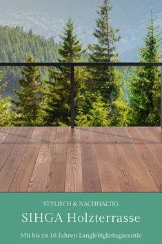 Stylische Holzterrasse mit bis zu 10 Jahren Garantie & Wartung. Sidewalk, 10 Years, Sustainability, Side Walkway, Walkway, Walkways, Pavement