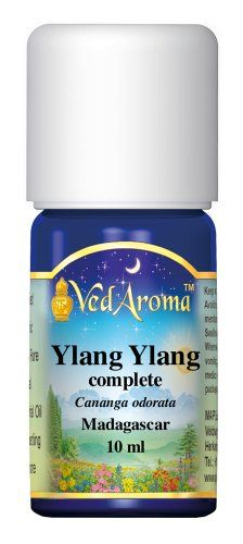 VedAroma Ylang Ylang complete Certified Organic Therapeutic Grade Essential Oil 10 ml -- Be sure to check out this awesome product.