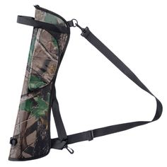 Bow and Arrow Shoulder Archery Arrow Quiver Holder Target Hunting Storage Bag Pouch Belt Strap 3Point Hunting Flecha Accessories #Affiliate