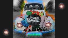BUNTER KÄFER VERROSTET + VW BEETLE ALS OLTIMER WERBETRÄGER +   PRÜFPLAKE... Bunt, Austria, Flower Power, Film, Vehicles, Car, Flowers, Movie, Automobile
