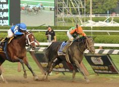 2012 Travers Stakes by David Mangini