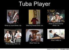 Tuba players!