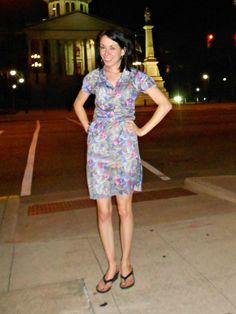 Day 327: Main Street Dress | ReFashionista