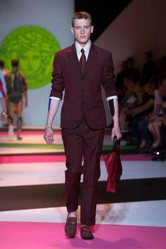 Versace- The modern gentleman