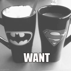 I must find a Batman mug. I must.