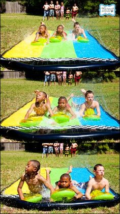 Water Party party-ideas