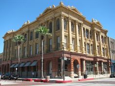 My favorite walking tour is in Galveston, a historic island town on Texas' Gulf Coast. In Texas, the past is the stuff of legend. People tel...
