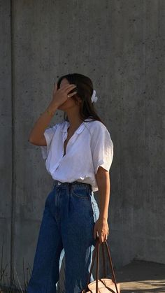 My favorite 45+ French fashion brands for French girl style and french fashion #frenchfashion #frenchgirlstyle Adrette Outfits, Indie Outfits, Retro Outfits, Cute Casual Outfits, Spring Outfits, Vintage Outfits, Stylish Outfits, Flannel Outfits, Autumn Outfits
