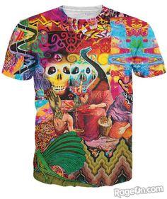 Red Devil Carnival T Shirt