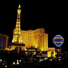Vegas Baby, Vegas.  stayed at Paris on an upper level that looked at the Bellagio water show.  Awesome!