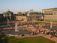 Dresden, Germany (and the Hygiene Museum was FANTASTIC)
