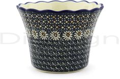 Polish Pottery Stoneware PLANTER