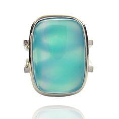 18Karat - Turquoise Agate Ring