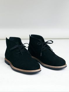 Suede Chukka Boots from Generic Man