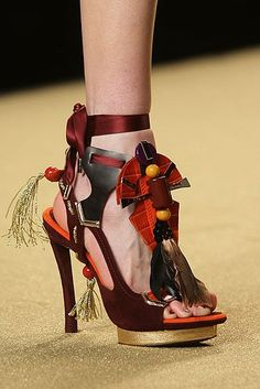 Louis Vuitton Runway Shoe