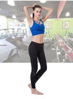 Women Comprehension Yoga Sports Running Leggings Pants